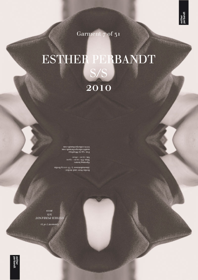 Belgrad Creative Esther Perbandt FW2010-2011