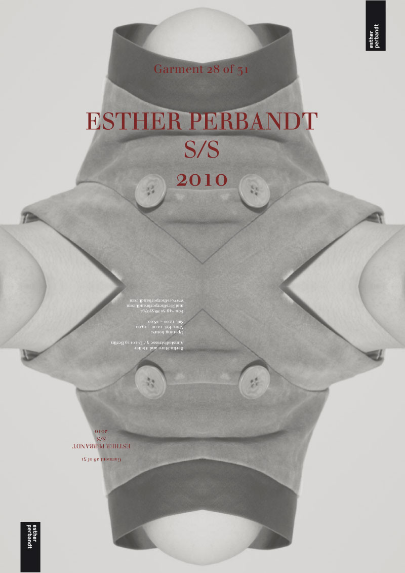 Belgrad Creative Esther Perbandt FW2010-11